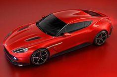 Aston Martin e estúdio de design Zagato revelam novo conceito que surge em parceria entre as duas empresas