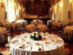 Sala degli Affreschi - Matrimonio