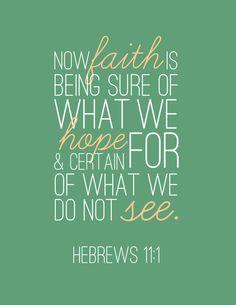 Hebrews 11:1 #JesusCalling #December11
