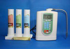 cool Ionizador alcalino antioxidante del agua, sistema de la purificación del agua