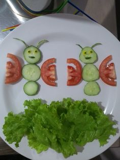 Food Art For Kids, Cooking With Kids, Cute Food, Good Food, Yummy Food, Toddler Meals, Kids Meals, Creative Food Art, Baby Snacks