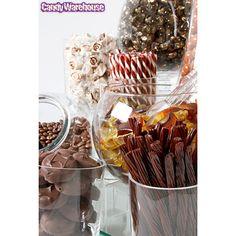 #Brown #Candy Buffet