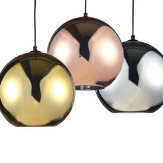 Lámpara COOPER GOLD