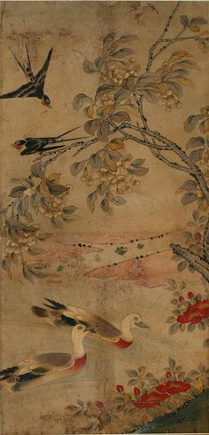 Philadelphia Museum of Art - Collections Object : Birds and Flowers