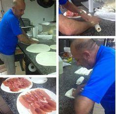 Prosciutto & fresh mozzarella roll ups Roll Ups, Fresh Mozzarella, Prosciutto, Make It Yourself, Recipes, Food, Tangled, Essen, Eten