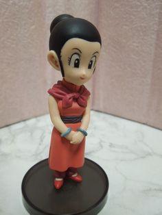 Dragon Ball Z World Collectable Vol.2 012 Chi Chi Figure Mega Rare