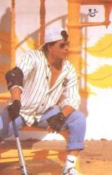 SRK in Yes Boss (promotional photo)