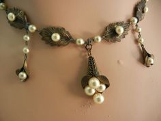 1920s necklace. So beautiful