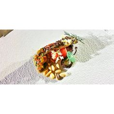 """""""Smoked Octo compressed watermelon red pepper chimichurry  pine nuts""""  #max #teatrogastroteque #teatrogastrotequebali #teatrogastrotequeseminyak #thebiblebali #theartofplating #foodies #food #finedining #finedininglovers #bestgourmet #bestrestaurant #bestrestaurantbali #asiabestrestaurant #baligasm #foodgasm #bestgourmet #balibestdining #world50best #world50bestrestaurant by maxiemillian14"""