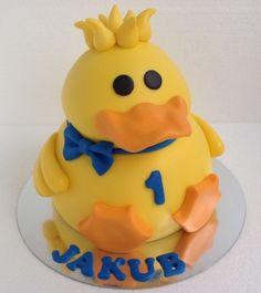 Little duck cake / Kačenka