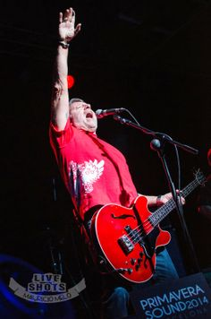 Mauricio Melo Live Shots: Peter Hook and The Light @ Primavera Sound 2014