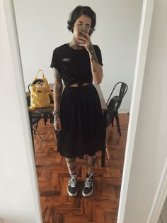 Mom Outfits, Edgy Outfits, Grunge Outfits, Pretty Outfits, Cute Outfits, Fashion Outfits, Looks Street Style, Mode Streetwear, Dressed To Kill