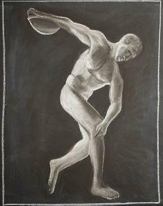 5th Grade: Pentathlon; Discobolus of Myron