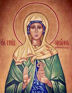 St. Joanna by Janna Matkovski