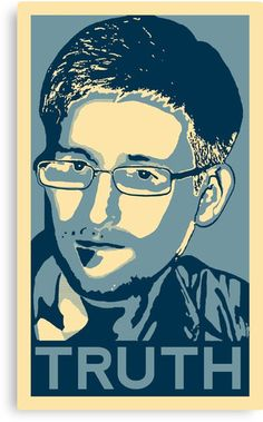 Chunking: The meaning of this photo lies in the efforts of Snowden. It immediately reflects citizen's rights to privacy.