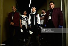 Ronda Rousey prepares to walk to the Octagon to face Amanda Nunes in their UFC bantamweight championship bout during the UFC 207 event at T-Mobile Arena on December 30, 2016 in Las Vegas, Nevada.