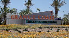 Orange Coast, Outdoor Signage, Recycling Center, Wayfinding Signage, College Campus, Digital Signage, Neon Signs, Exterior Signage, Digital Signature
