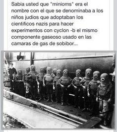 La verdad detrás de la fotografía de los Minions judíos usados en experimentos nazis - Yahoo Noticias