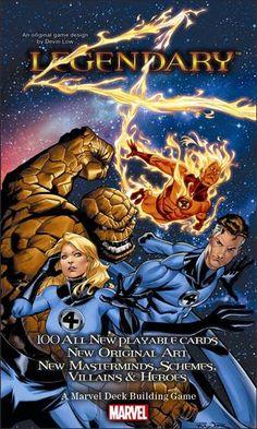 Legendary: Fantastic 4 | Image | BoardGameGeek
