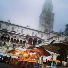 La Fiera di Sant'Antonio in Piazza Grande, Modena! - Instagram by @Gianluca Godi Ugoletti