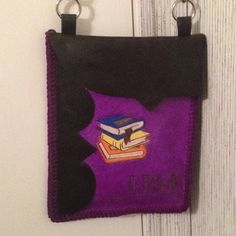 Kindle Fire cross-body bag