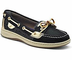 These are really cute. Sperry top-sider angelfish shoe.