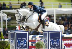 Olivier Philippaerts and the beautiful, Cabrio v/d Heffinck