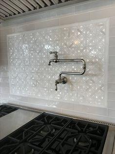 New Ravenna mosaic feature tile