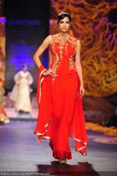 http://www.GauravGuptaStudio.com/ @ Aamby Valley India Bridal Fashion Week, #IBFW (Dec) 2013