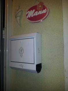 Aus alt mach neu, Briefkasten im neuen Glanz♡