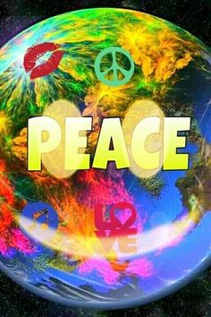 Peace on Earth  Good morning Pinner have a great day, love you all and not afraid to say it. Radiating love not fear.