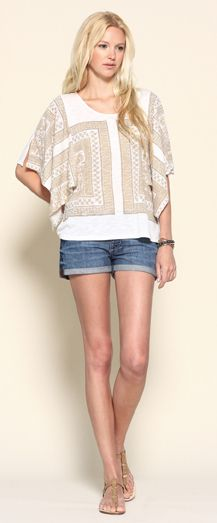Gentle Fawn Tour top