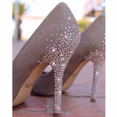 Bling shoes!!