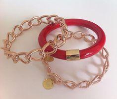 RED & GOLD Fashion color 2015 #Mudragioielli #FashionColor
