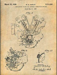 Harley Davidson Patent