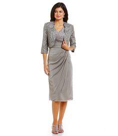 Le Bos Lace Jacket Dress