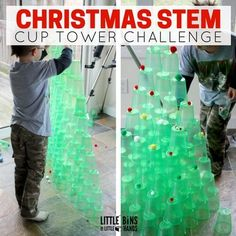 This is a seriously fun and seriously easy activity to set up this holiday season. We all need a few tricks up our sleeve with all the hustle and bustle that is going on. Get your kids off their screens and into this Christmas cup tower STEM challenge which is part of our 25 Days...Read More »