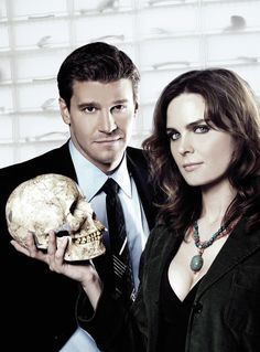 Booth and Bones - bones Photo