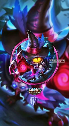 Wallpaper Phone Cyclops Exorcist by FachriFHR Special Wallpaper, Cool Wallpaper, Wallpaper Quotes, Wallpaper Dekstop, Joker Iphone Wallpaper, Hero Quotes, Mobile Legend Wallpaper, Cyclops, Mobile Legends