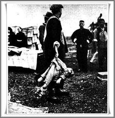 Historias y leyendas: Violación de Nankín