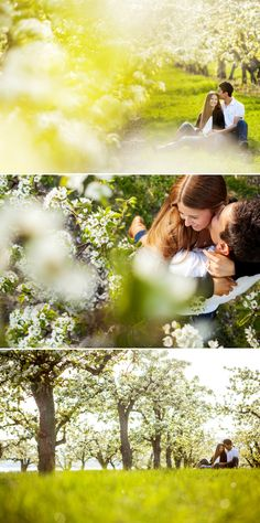Gorgeous Blossom-filed E-session