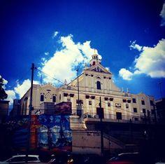 Igreja do Calvário por Mauricio Lana