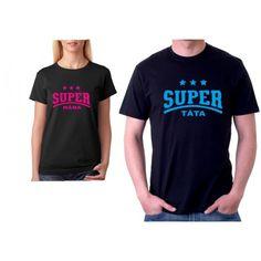 Super Táta - Dárkové pánské tričko pro super tatínky e19b65f871