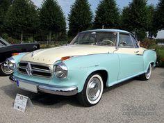 1960 - Borgward - Isabella coupé