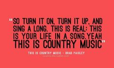♥ country music!