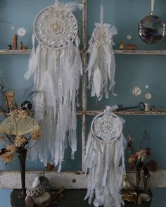 Dreamcatchers # Dream Catcher by LaPetitePrairie Holy Cow!! these are beautiful!! and great inspiration to help me with my dream catcher