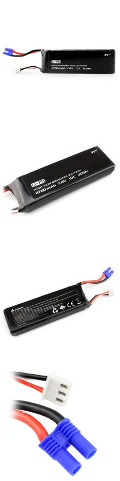 RC Quadcopter Parts | Remote Control Quadcopter Spare Parts 7.4V 2700mAh 10C Battery for Hubsan H501S
