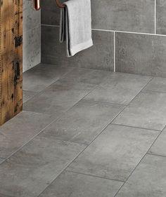 Light Grey Tile Dark Grout Floor Google Search Kitchen Design Pinterest Tiles