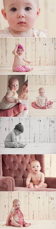 Iowa Baby Pictures | His & Hers, photographer Darcy Milder