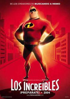 Los increíbles (Audio Latino) 2004 online